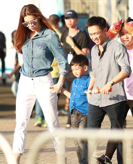 Chia tay nhung Ho Ngoc Ha - Cuong Do La van gan bo nhu gia dinh - Anh 8