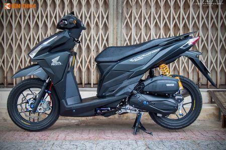 Honda Vario 150 len do choi 'cuc chat' tai Viet Nam - Anh 1