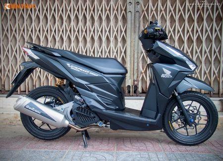 Honda Vario 150 len do choi 'cuc chat' tai Viet Nam - Anh 7