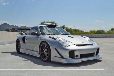 Sieu xe Porsche 911 GT2 do 'sieu khung' gia 6,8 ty - Anh 1