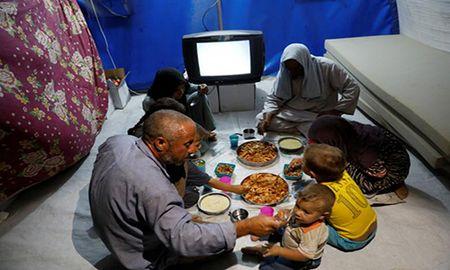 Can canh bua an cua nguoi dan Syria-Iraq trong thang Ramadan - Anh 8