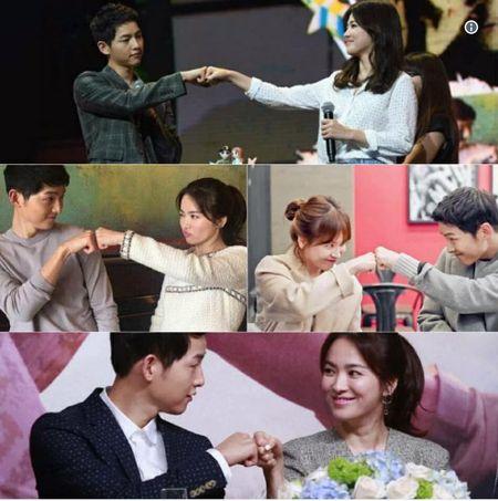 Nhung lan Song Joong Ki va Song Hye Kyo bi dinh tin don hen ho - Anh 5