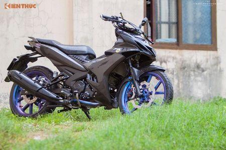 Yamaha Exciter full carbon 'kich doc' cua dan choi Viet - Anh 2