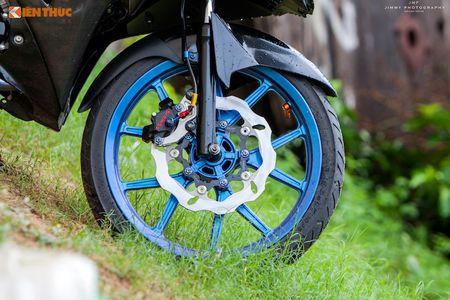 Yamaha Exciter full carbon 'kich doc' cua dan choi Viet - Anh 4