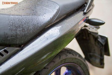 Yamaha Exciter full carbon 'kich doc' cua dan choi Viet - Anh 6