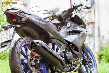 Yamaha Exciter full carbon 'kich doc' cua dan choi Viet - Anh 7