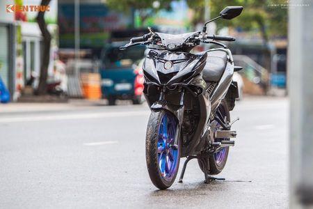 Yamaha Exciter full carbon 'kich doc' cua dan choi Viet - Anh 8