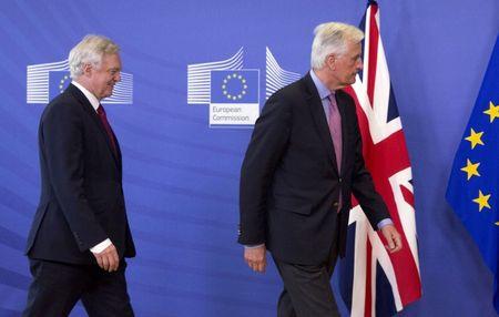 Bat dau dam phan Brexit - Anh 1