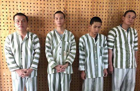 Bat nhom dao chich trom hon 70 xe may cua cong nhan - Anh 1