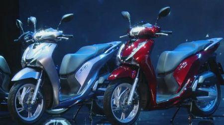 Gia xe may Honda giam manh, SH125 chi 71,5 trieu dong - Anh 2