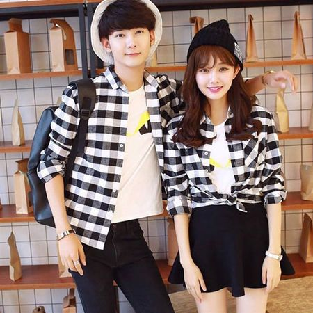 Hoa tiet Gingham - hot trend cho cac co gai he nay - Anh 3