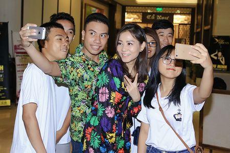 Phan Anh, Xuan Bac khoe 'duong cong' phu hoa cho Thu Minh - Anh 2