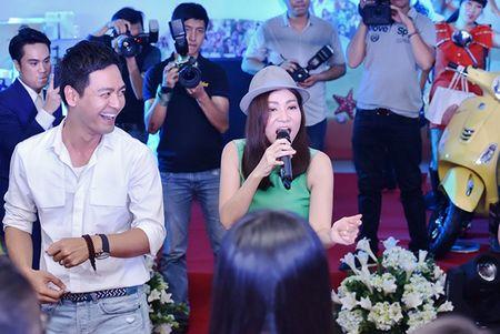 Phan Anh, Xuan Bac khoe 'duong cong' phu hoa cho Thu Minh - Anh 4