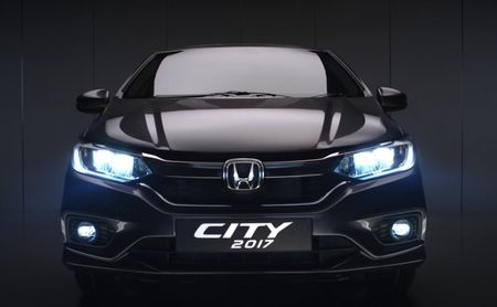 Honda City 2017 bo phien ban so san MT, gia tu 568 trieu dong - Anh 1