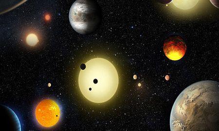 Phat hien chan dong: NASA tim thay 10 hanh tinh moi giong Trai dat - Anh 2