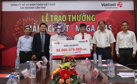 Ty phu jackpot Vietlott 82 ty dong trich 100 trieu lam tu thien - Anh 1