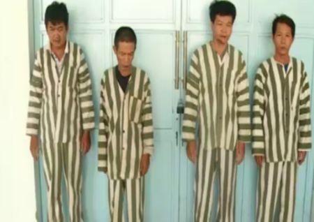 Triet pha bang nhom 'da xe' lien tinh 'an hang' trong vong 30 giay - Anh 1