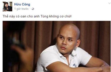 Dong nghiep buc xuc benh Phan Dinh Tung sau scandal bat nat dan em - Anh 2