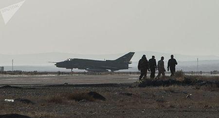 'Hai' ten lua Nga, Australia tam dung hop tac voi My tai Syria sau vu ban ha Su-22 - Anh 1