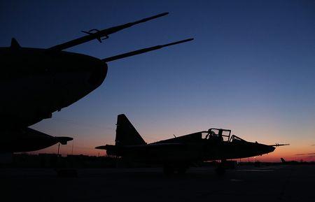 Sau vu Su-22 Syria bi ban ha, phong khong Nga chinh thuc 'tuyen chien' - Anh 3