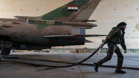 Quan doi Syria giai cuu phi cong cuong kich Su-22 bi My ban roi - Anh 6