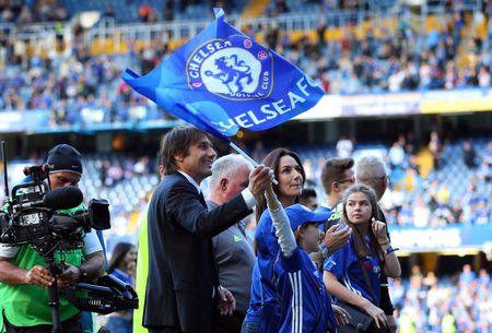 Chelsea khoa chat tuong lai HLV Antonio Conte - Anh 2