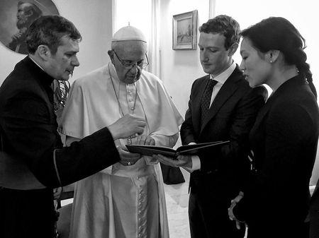 Mot ngay lam viec cua Mark Zuckerberg: Can bang cong viec va cuoc song - Anh 12