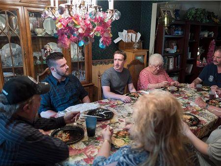 Mot ngay lam viec cua Mark Zuckerberg: Can bang cong viec va cuoc song - Anh 15