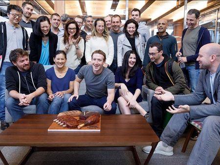 Mot ngay lam viec cua Mark Zuckerberg: Can bang cong viec va cuoc song - Anh 9
