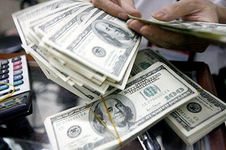 Ty gia van tang manh, NHNN nang gia mua USD - Anh 1