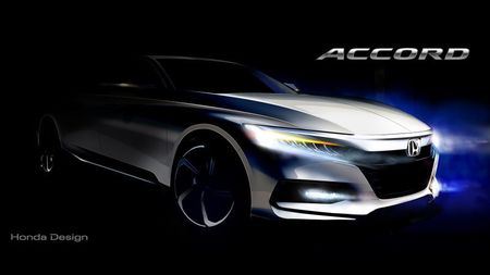 Honda Accord the he thu 10 chot ra mat vao thang 7/2017 - Anh 1