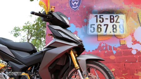 Tan muc Honda Winner 150 bien doc, do khung nhat Hai Phong - Anh 1