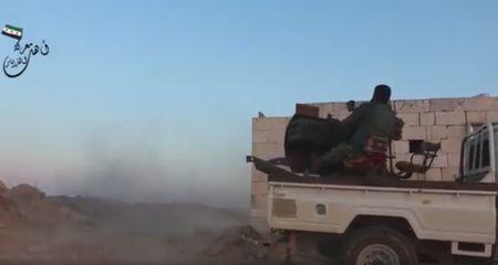My 'do dau vao lua' o Syria, phien quan FSA o at tan cong nguoi Kurd (chum video) - Anh 1