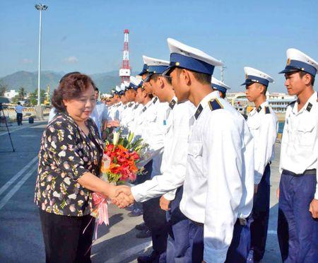 Truong Sa luon in dam trong trai tim nguoi Ha Noi - Anh 3