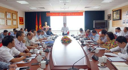 Dong tau bang vat lieu PPC:Phai dam bao tinh mang con nguoi va tai san - Anh 1