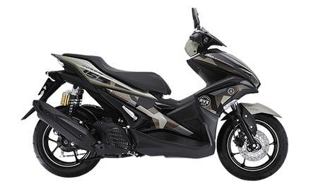 Yamaha NVX 155 Camo - phien ban nha binh gia 52,7 trieu dong - Anh 1