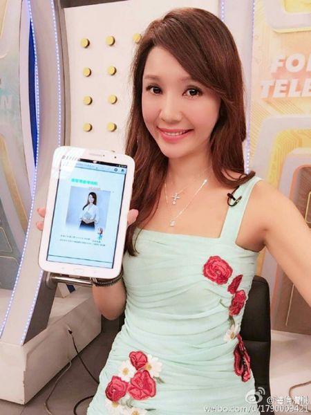 Hellen Thanh Dao lo nhan sac that xuong doc tram trong, phu nhan chuyen bi tay chay o Dai Loan - Anh 6
