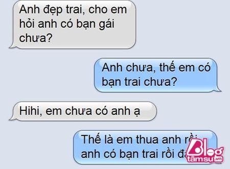 Dang lam bong vo nhan tin 'Chong oi, em co bau voi anh Minh roi! - Anh 5