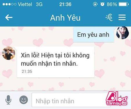 Dang lam bong vo nhan tin 'Chong oi, em co bau voi anh Minh roi! - Anh 7