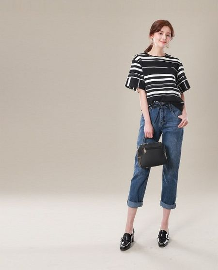 Ton dang cuc hieu qua voi nhung mau quan jeans phong cach - Anh 6