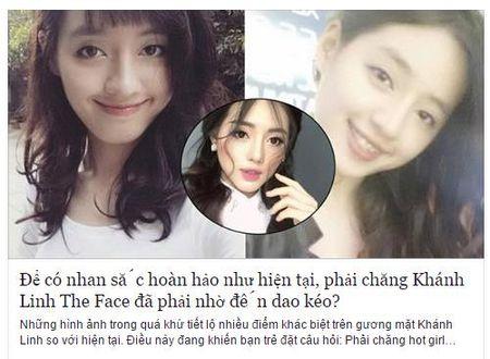 Khanh Linh dap tra thang than ve nghi van PTTM: 'Co, minh co nieng rang va sua mui' - Anh 2