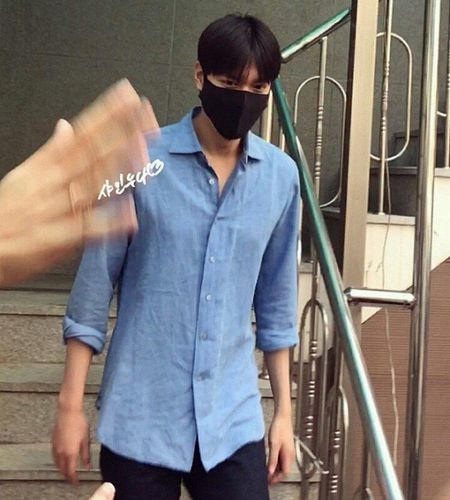 Lee Min Ho rang ro xuat hien trong thoi gian nhap ngu - Anh 2