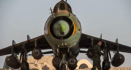 Syria chim trong leo thang xung dot sau vu My ban ha Su-22 - Anh 1