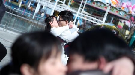 No ro quan su giai cuu 'gai e' o Trung Quoc - Anh 2