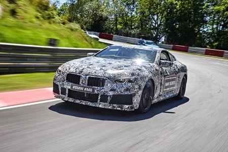 BMW M8 - Huyen thoai hoi sinh - Anh 12