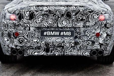 BMW M8 - Huyen thoai hoi sinh - Anh 13
