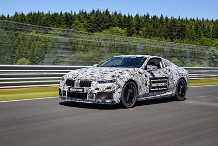 BMW M8 - Huyen thoai hoi sinh - Anh 14