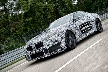 BMW M8 - Huyen thoai hoi sinh - Anh 18