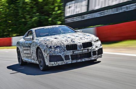 BMW M8 - Huyen thoai hoi sinh - Anh 1