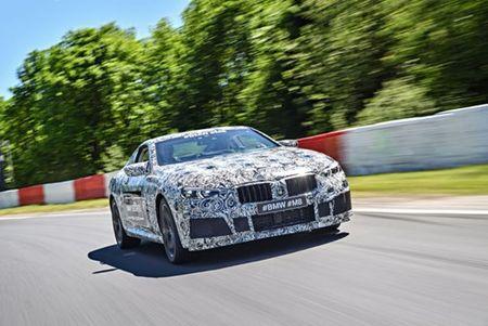 BMW M8 - Huyen thoai hoi sinh - Anh 21